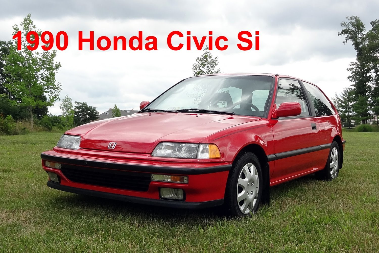 1990 Honda Civic #16