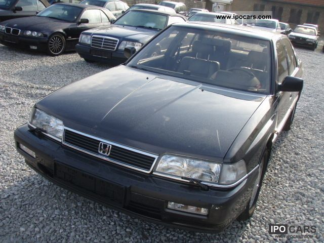 1990 Honda Legend #17