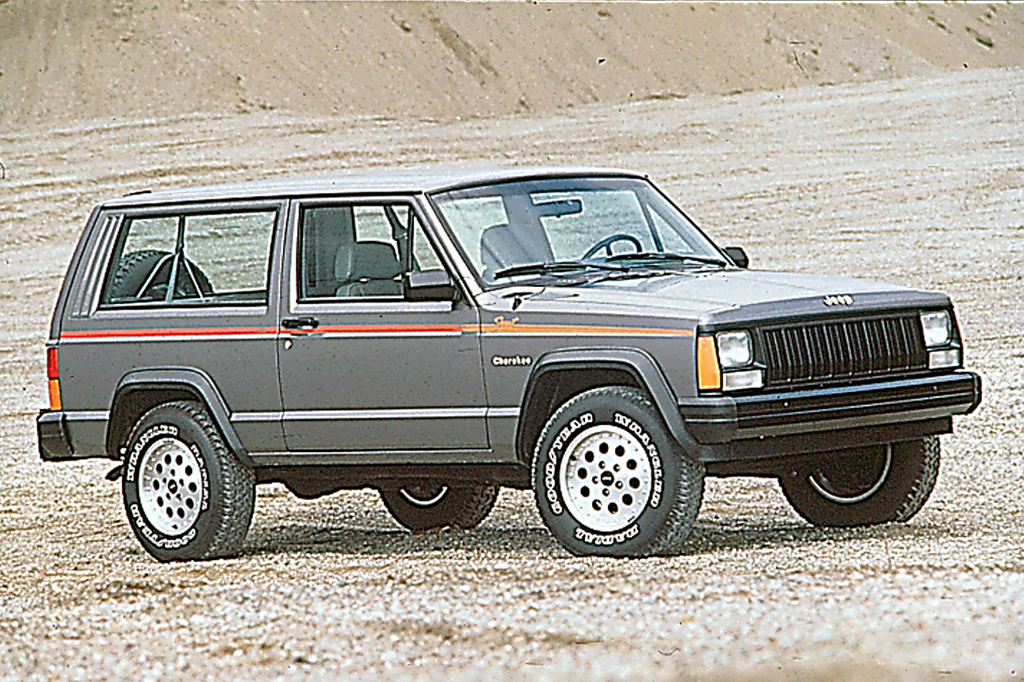 1990 Jeep Cherokee Photos, Informations, Articles - BestCarMag.com