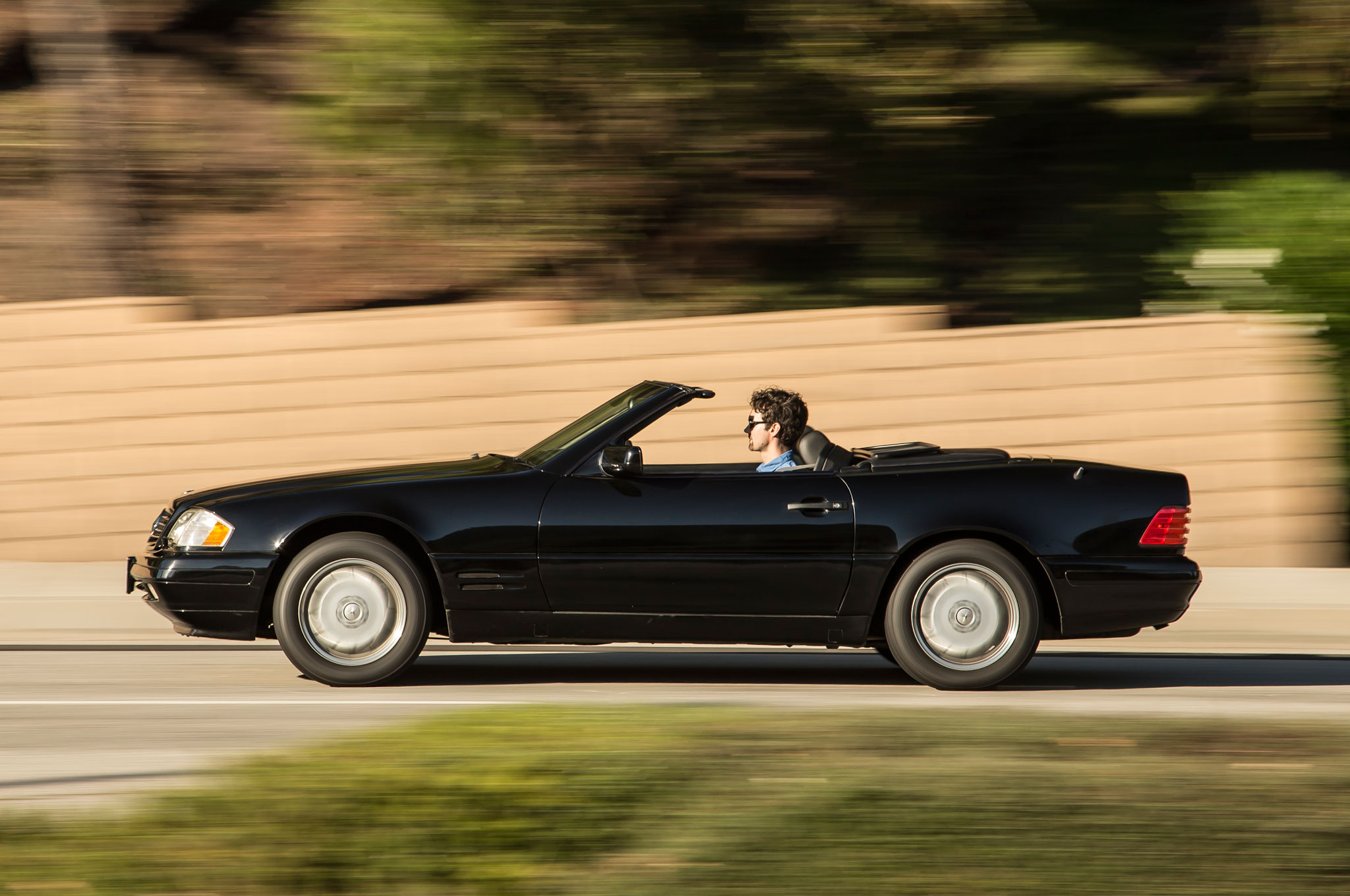 1990 Mercedes-Benz SL #19