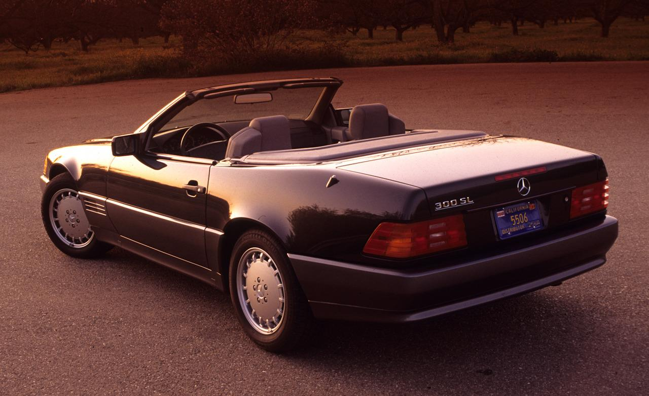 1990 Mercedes-Benz SL #21