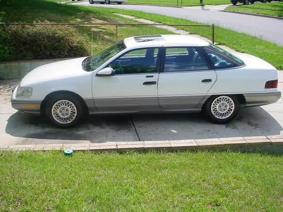1990 Mercury Sable #14