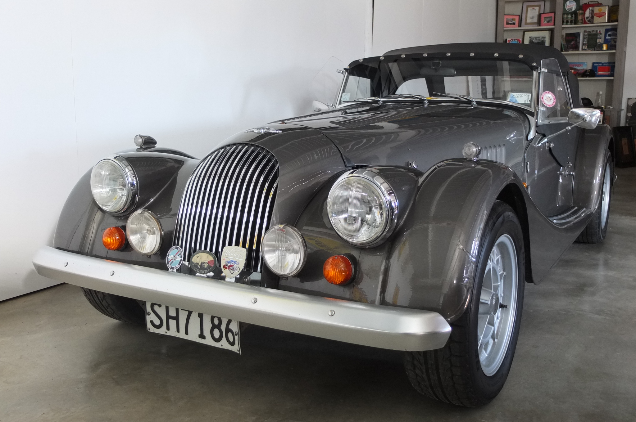 1990 Morgan Plus 4 #24