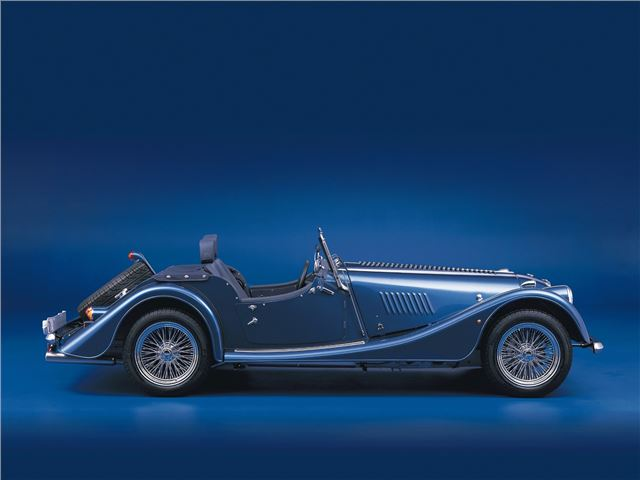 1990 Morgan Plus 4 #17
