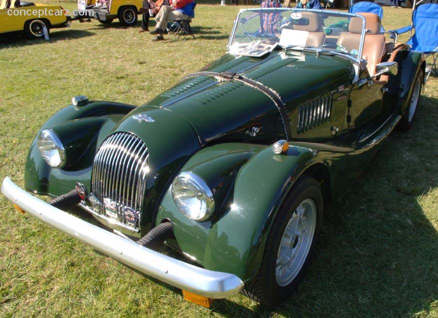 1990 Morgan Plus 4 #21
