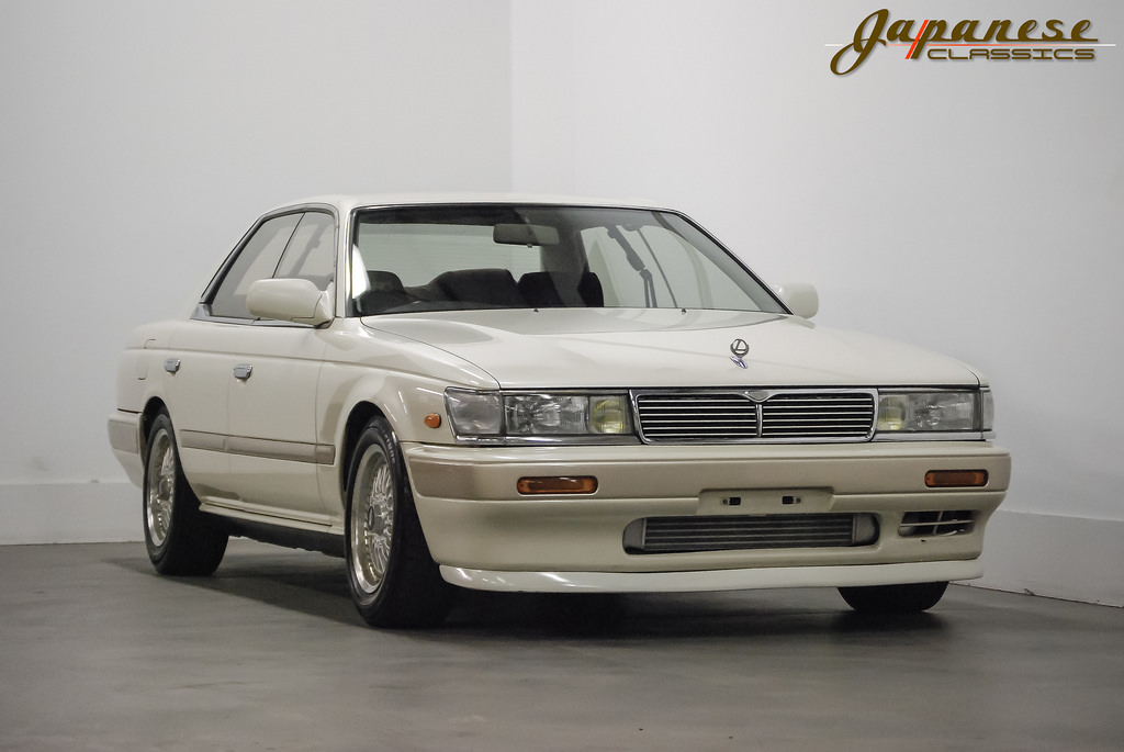 1990 Nissan Laurel #25