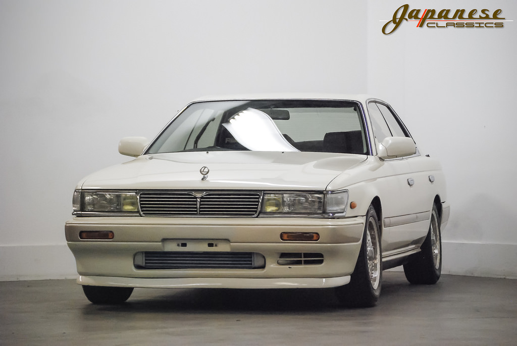 1990 Nissan Laurel #23