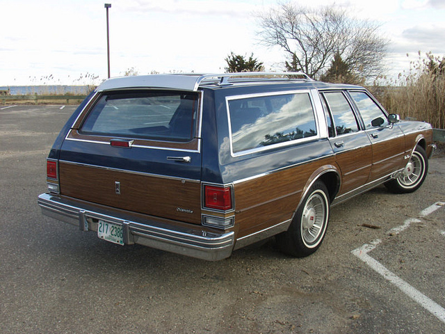 1990 Oldsmobile Custom Cruiser #18
