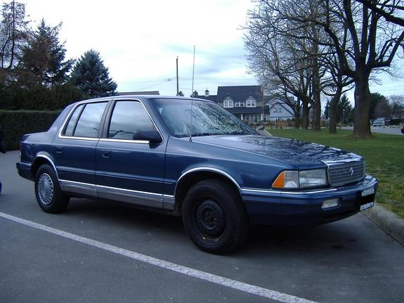 1990 Plymouth Acclaim #20