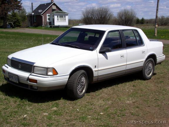 1990 Plymouth Acclaim #18