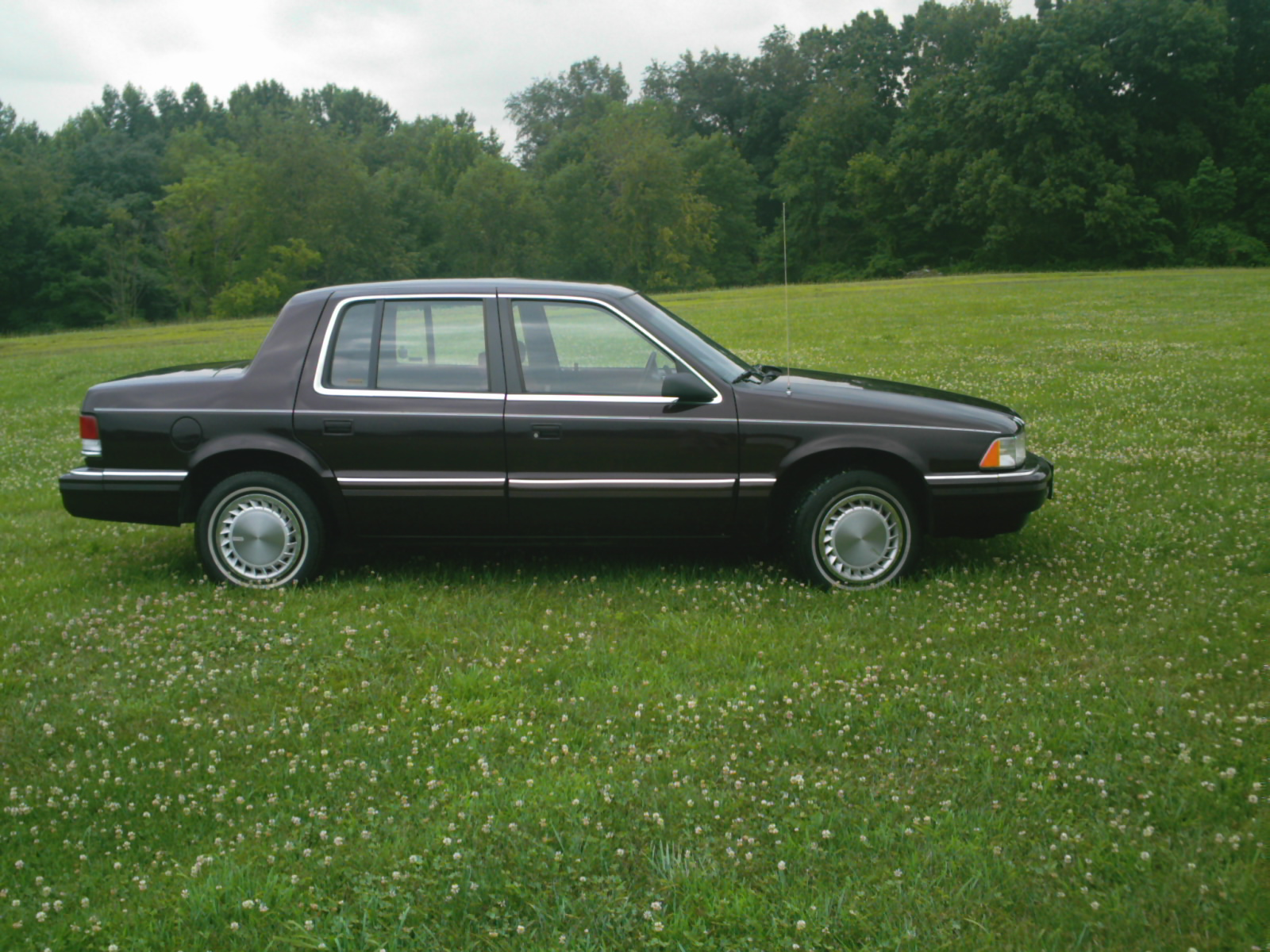 1990 Plymouth Acclaim #22