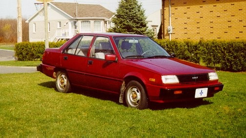 1990 Plymouth Colt #11
