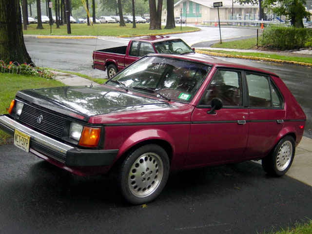 1990 Plymouth Horizon #19
