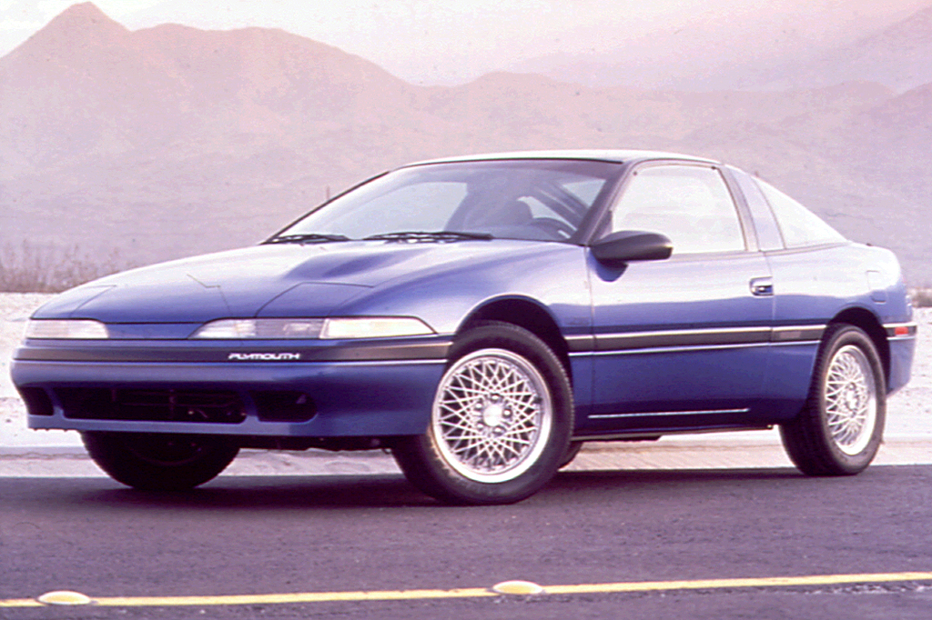 1990 Plymouth Laser #18