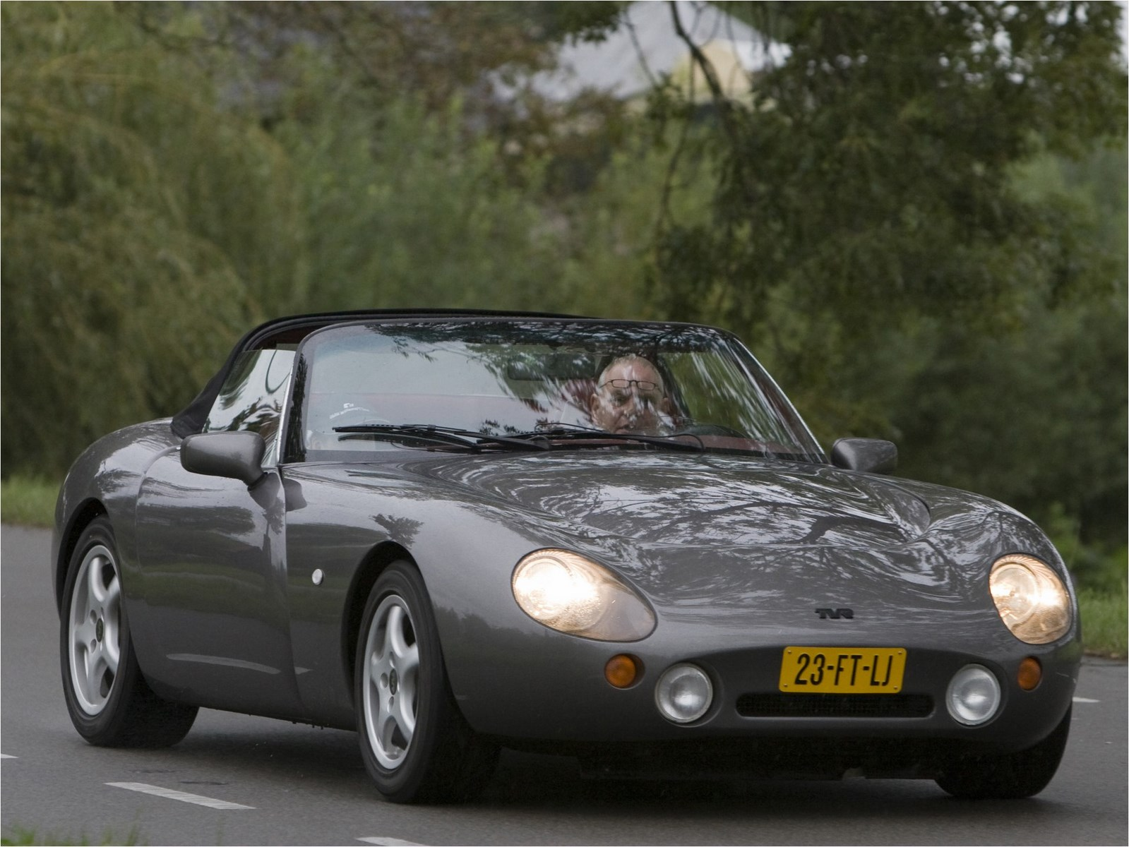 1990 TVR Griffith #20
