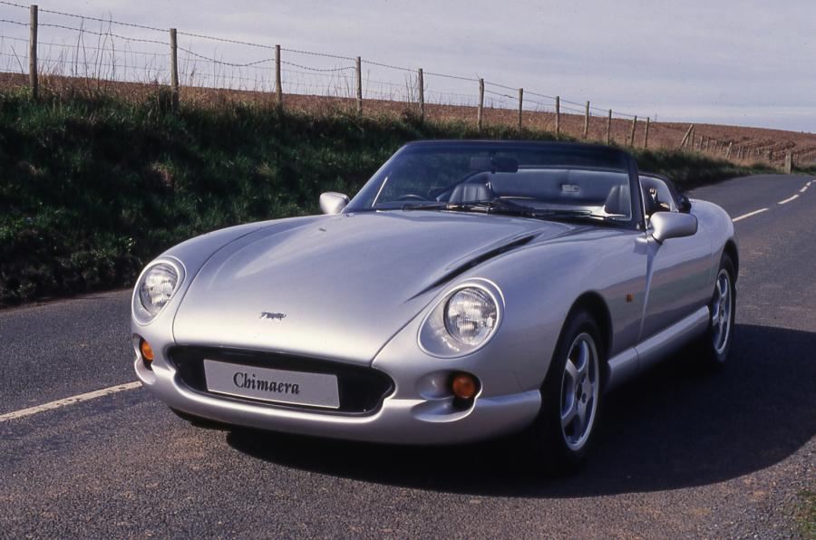 1990 TVR Griffith #19