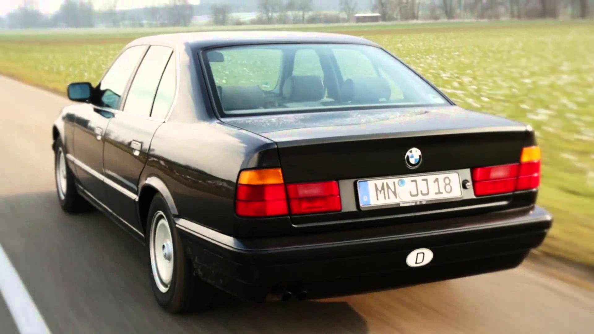 1991 Bmw 5 Series Photos  Informations  Articles