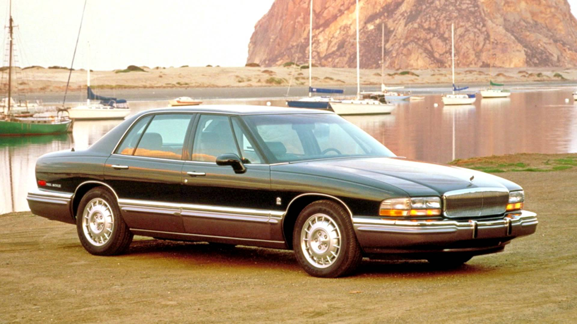 Halloween Buick park avenue photos