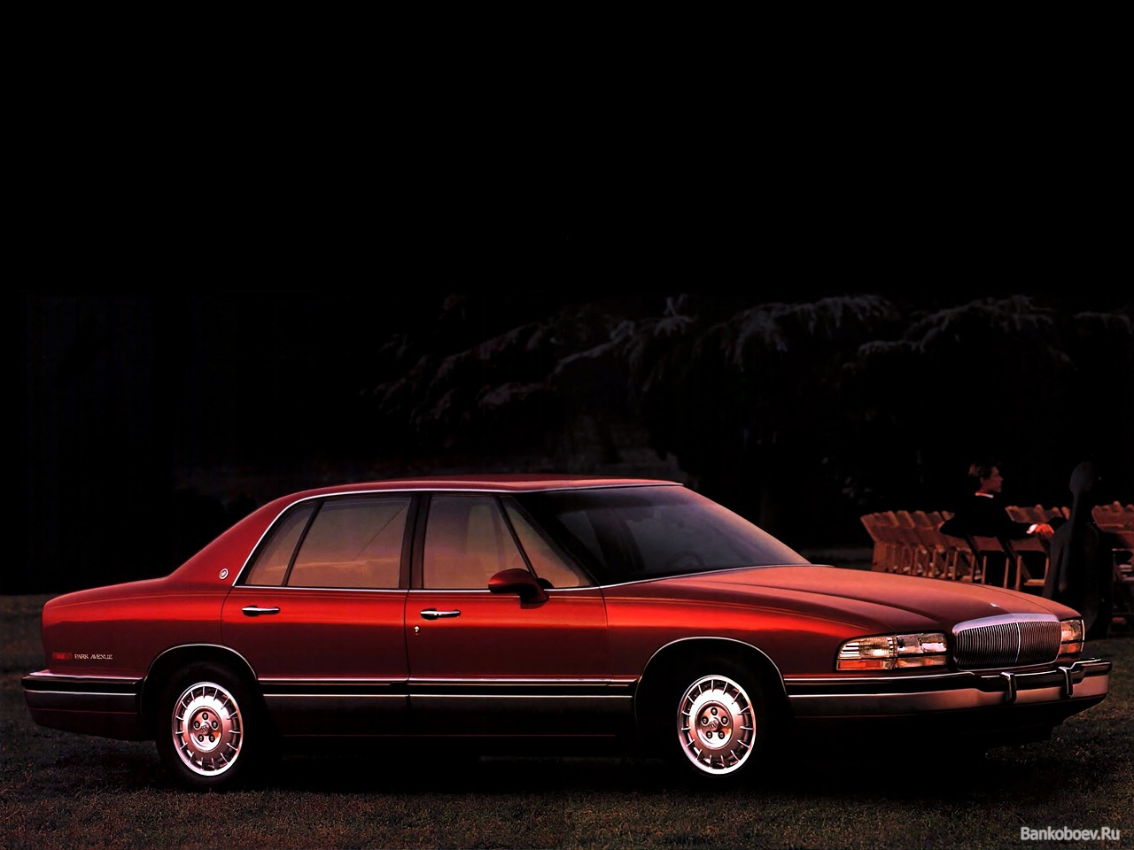 1992 Buick Roadmaster >> 1991 Buick Park Avenue Photos, Informations, Articles - BestCarMag.com