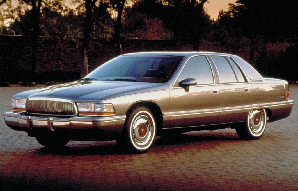 1991 Buick Roadmaster Photos Informations Articles