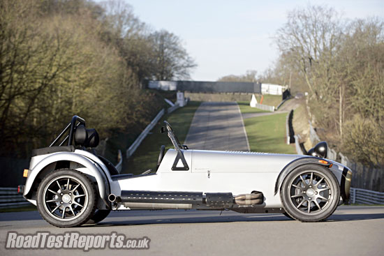 1991 Caterham Super 7 #22