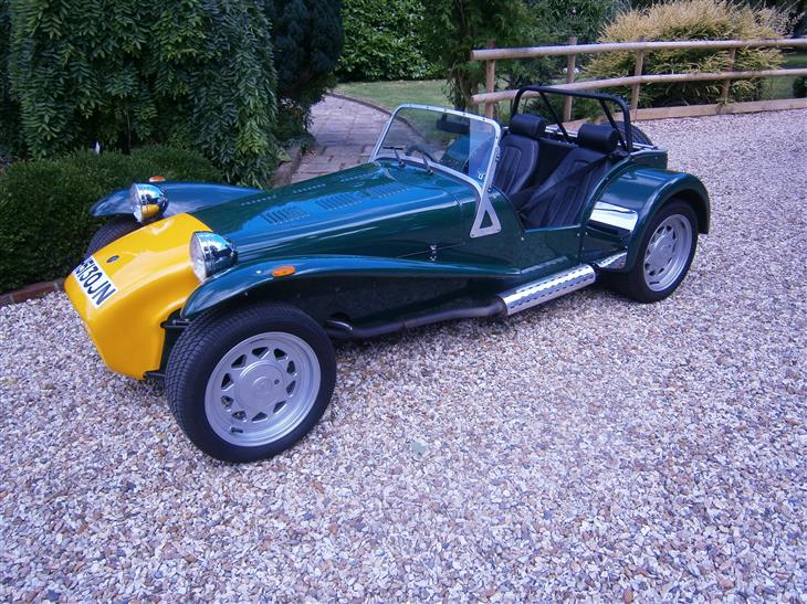 1991 Caterham Super 7 #19