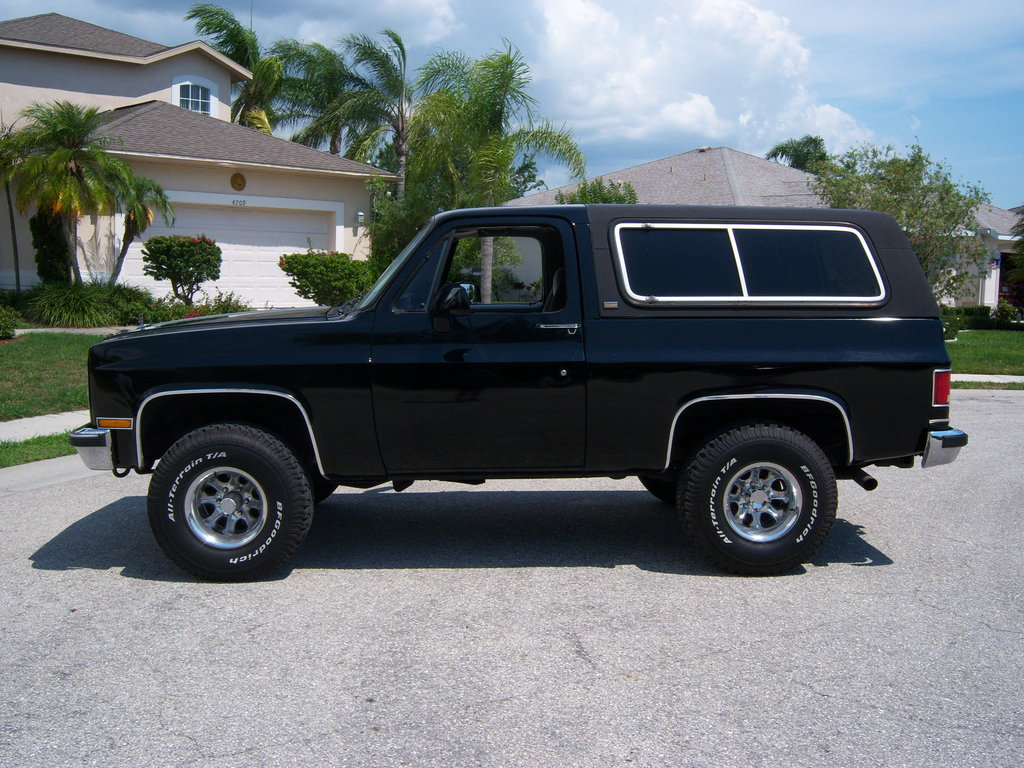 1991 Chevrolet Blazer Photos Informations Articles Crew Cab 18