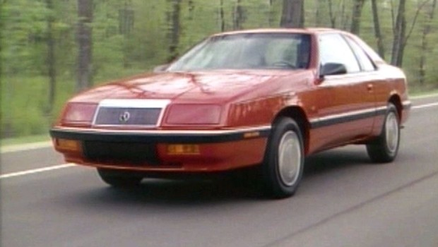 1991 Chrysler Le Baron #18