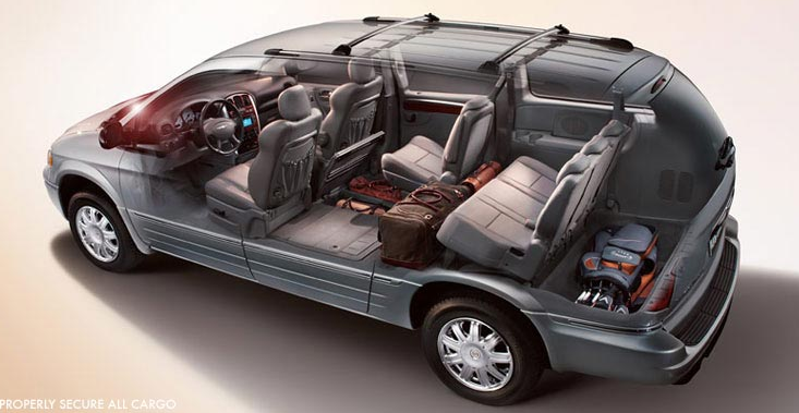 1991 Chrysler Town And Country #19