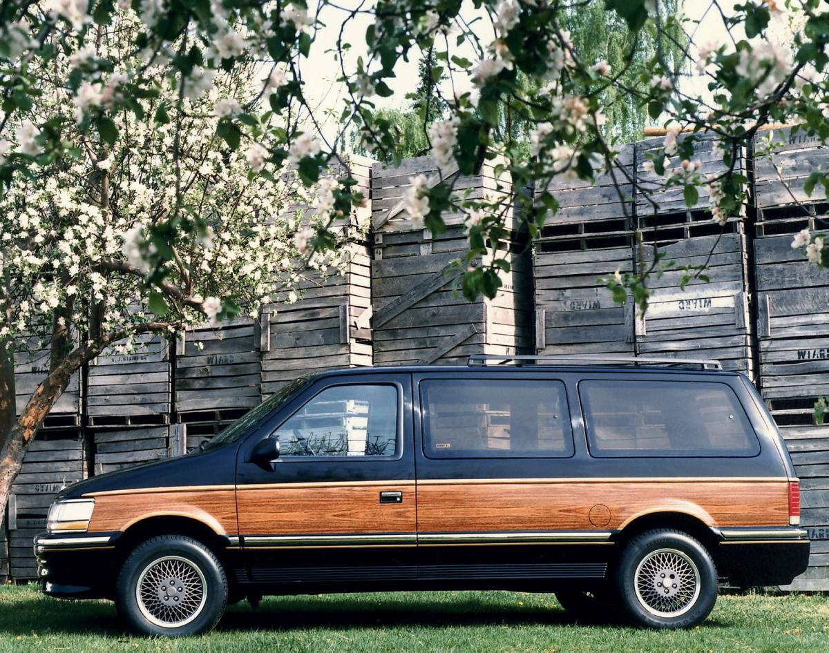 1991 Chrysler Town And Country #16