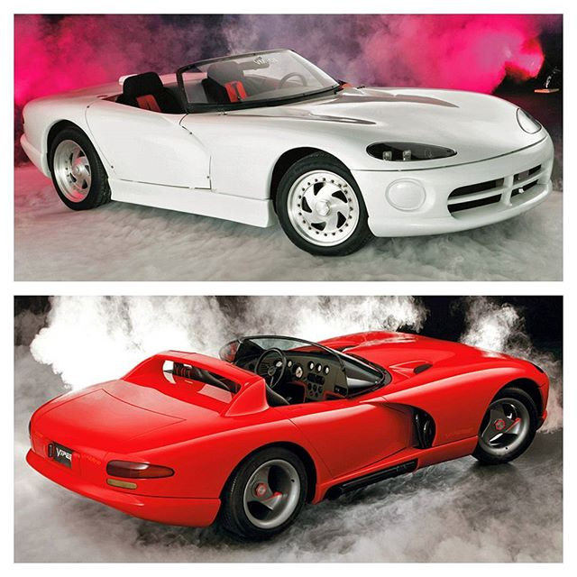 1991 Chrysler Viper Photos, Informations, Articles