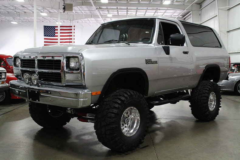 1991 Dodge Ramcharger #17