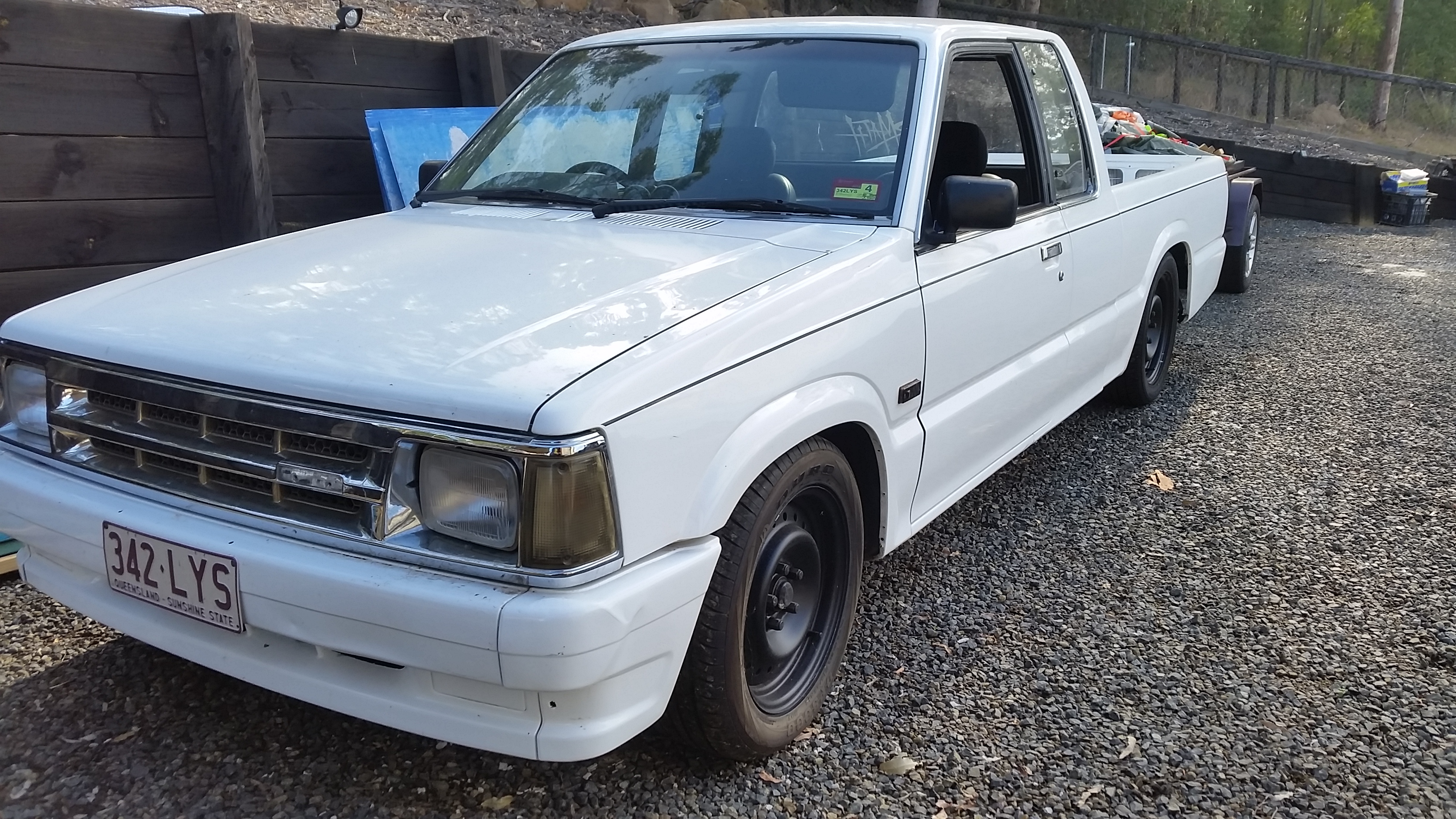 1991 Ford Courier #12