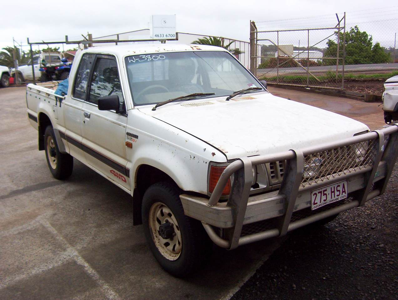 1991 Ford Courier #10