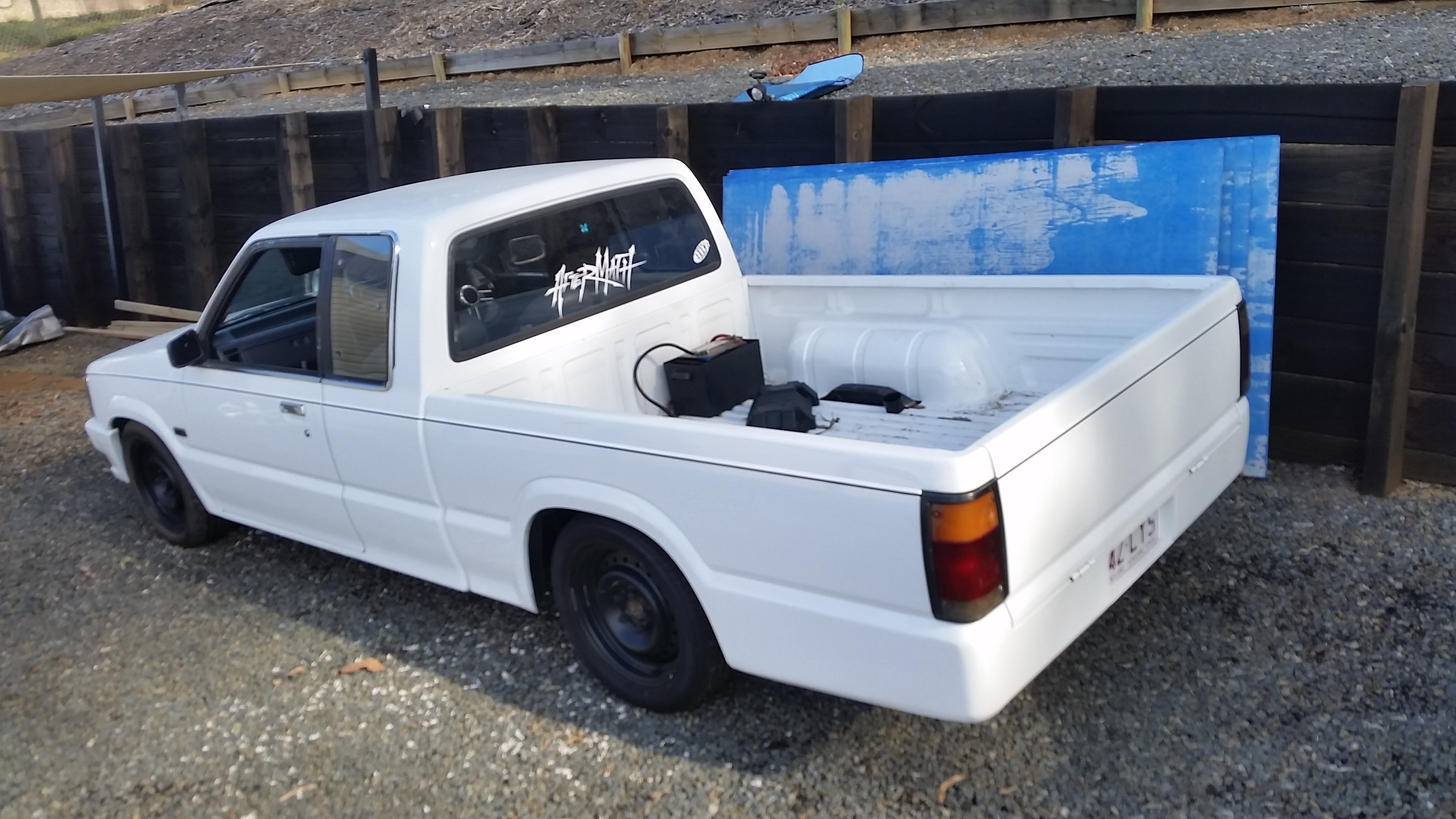 1991 ford courier 14