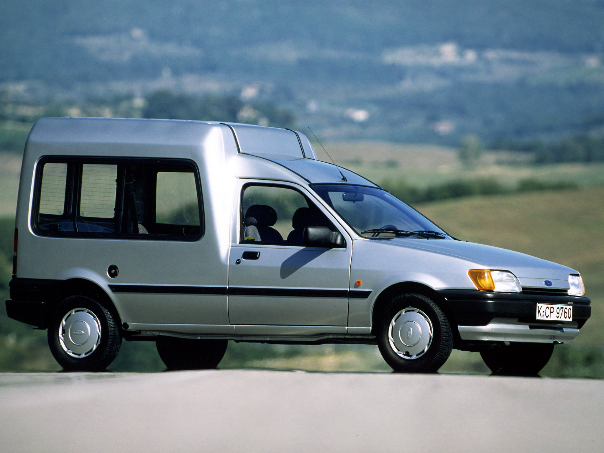 1991 Ford Courier #11