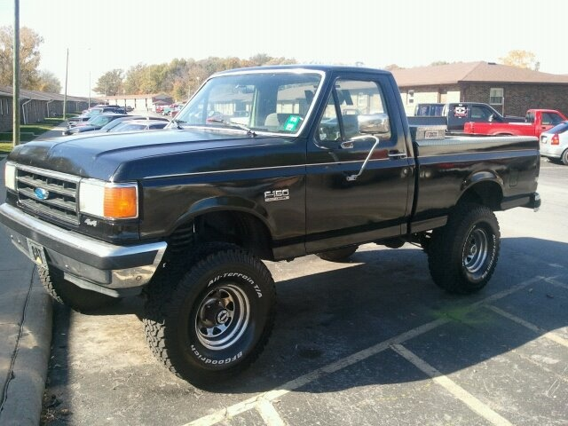 1991 Ford F-150 #15
