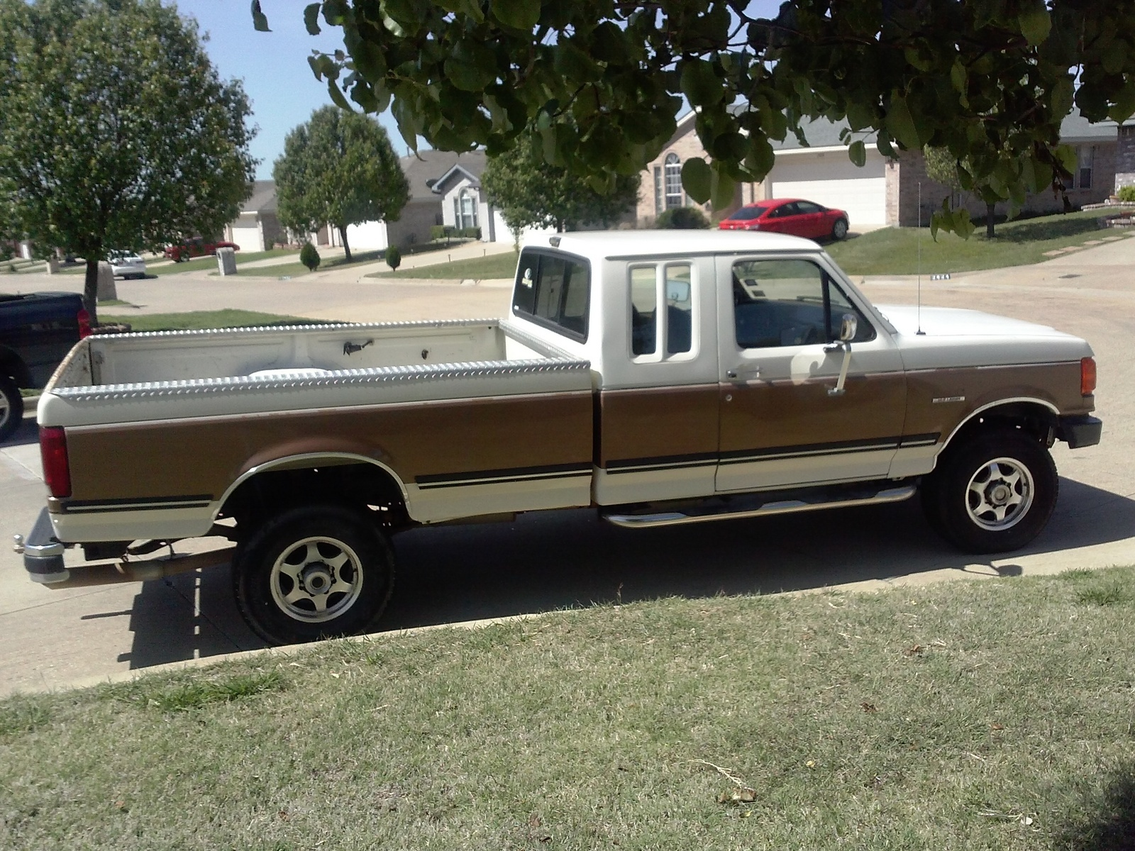 1991 Ford F-250 #20