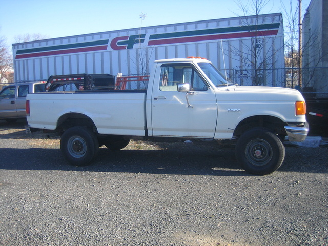 1991 Ford F-350 #17