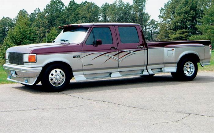 1991 Ford F-350 #20