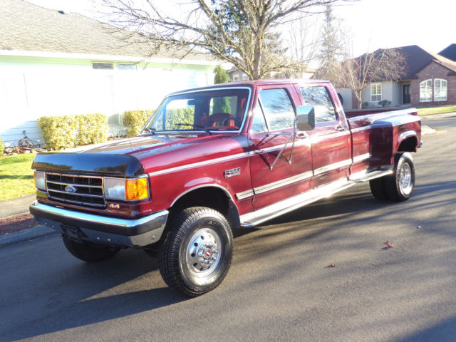 1991 Ford F-350 #22