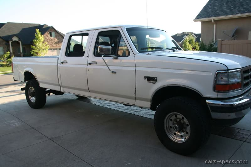 1991 Ford F-350 #21