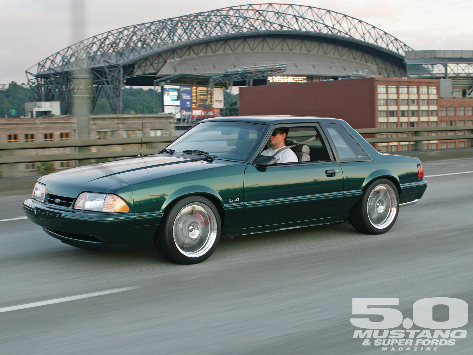 1991 Ford Mustang #24