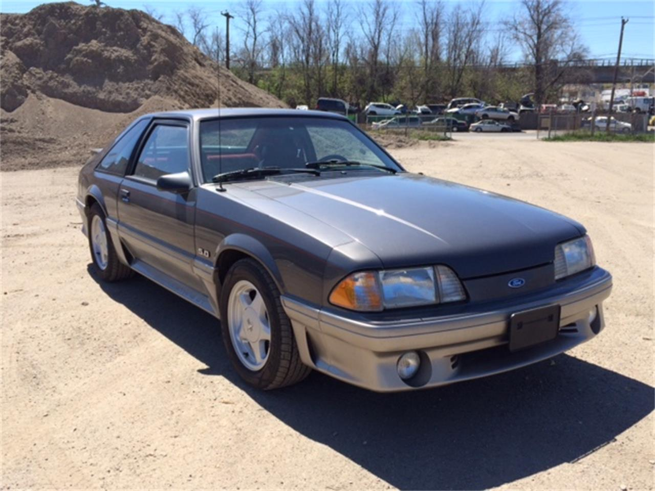 1991 Ford Mustang #22
