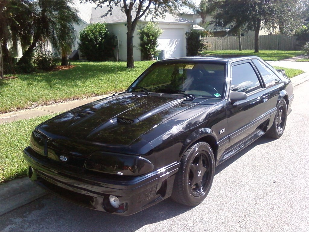 1991 Ford Mustang #23