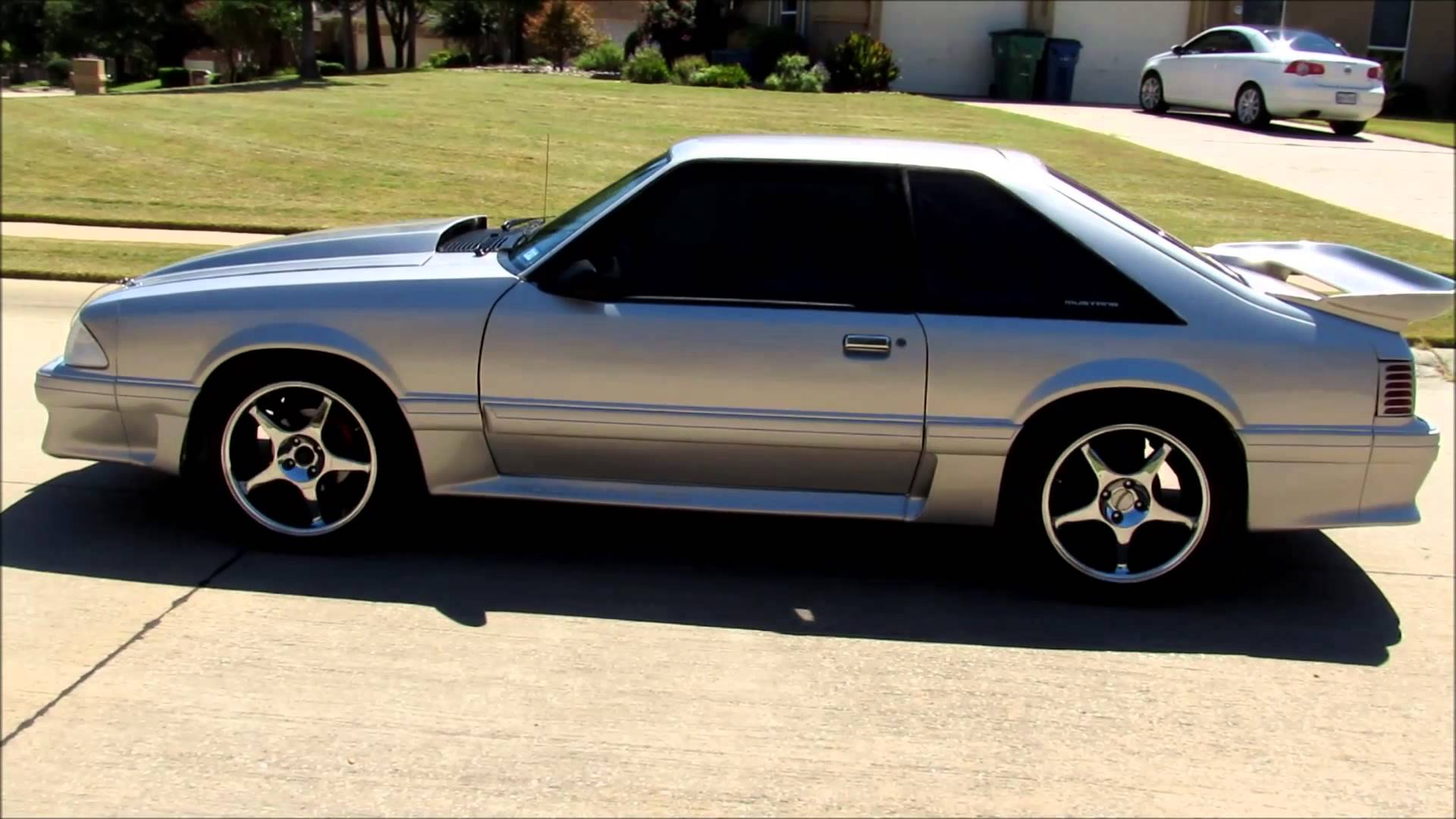 1991 Ford Mustang #19