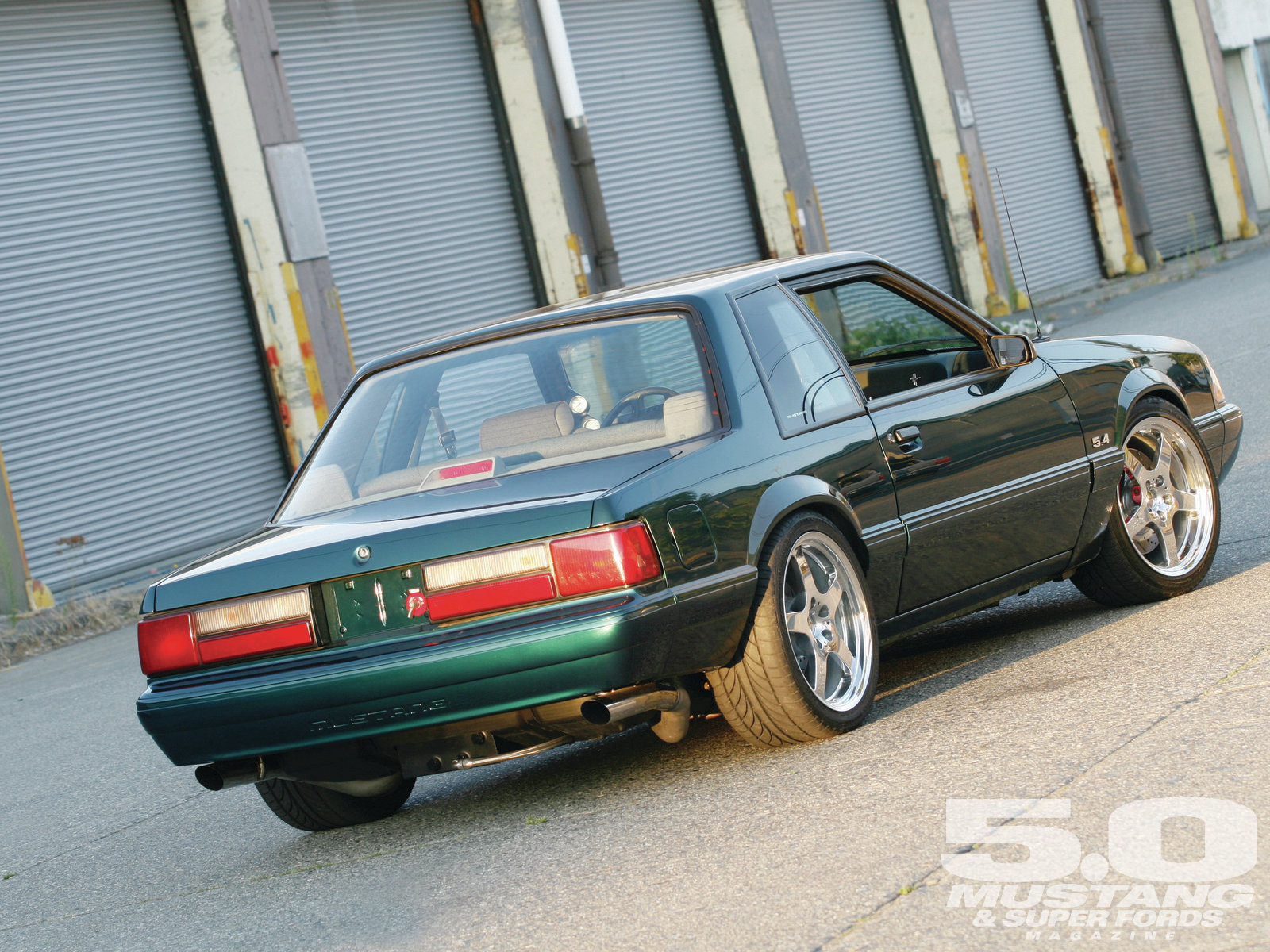 1991 Ford Mustang #25