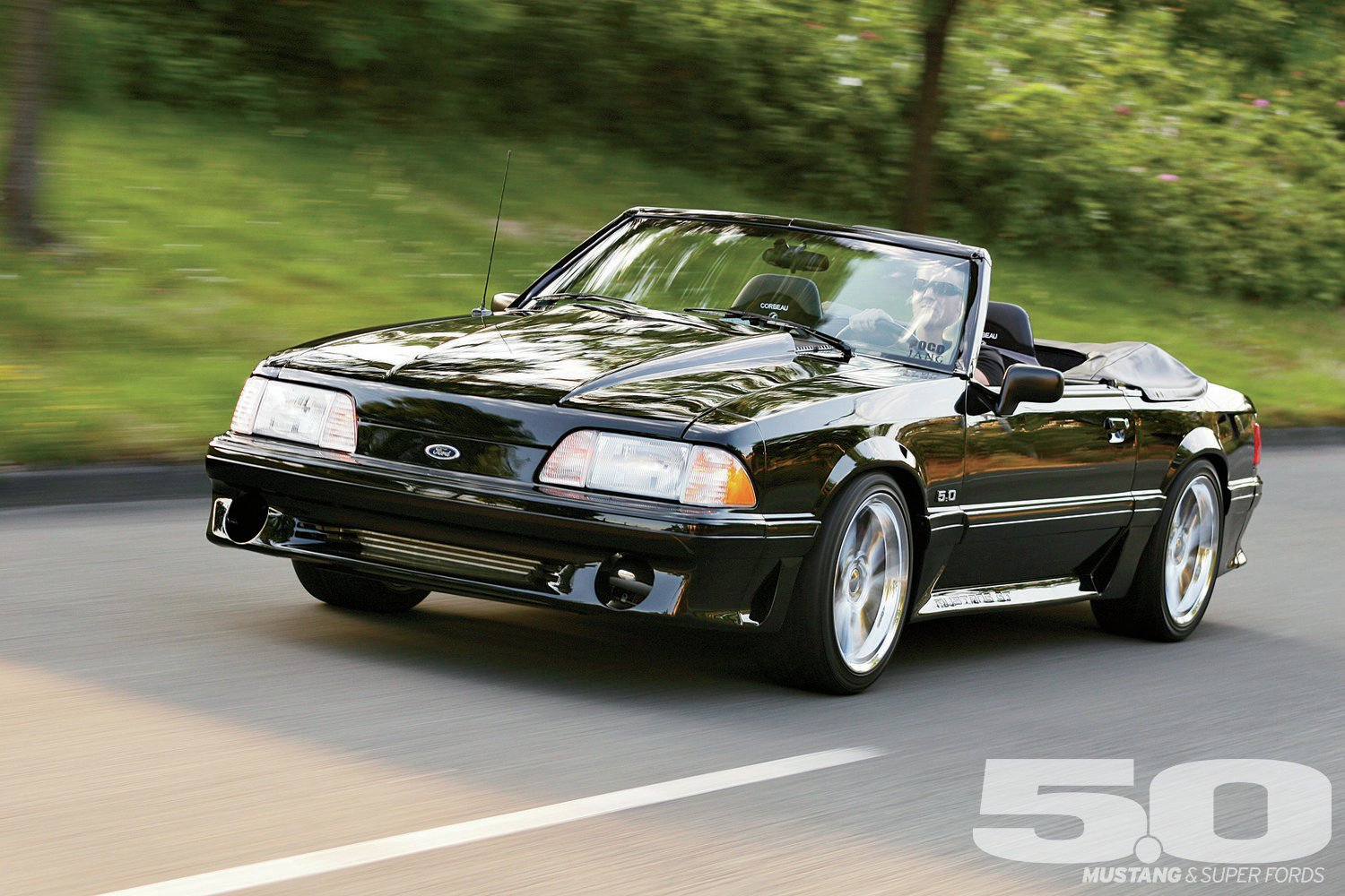 1991 Ford Mustang #26