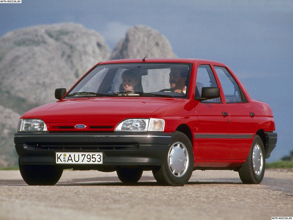 1991 Ford Orion #14