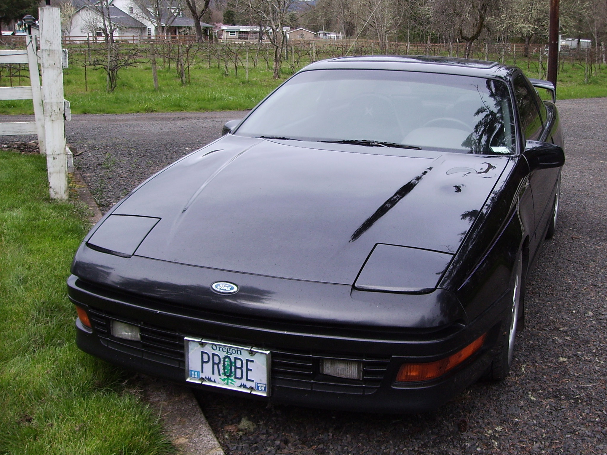 1991 ford probe photos informations articles. Black Bedroom Furniture Sets. Home Design Ideas